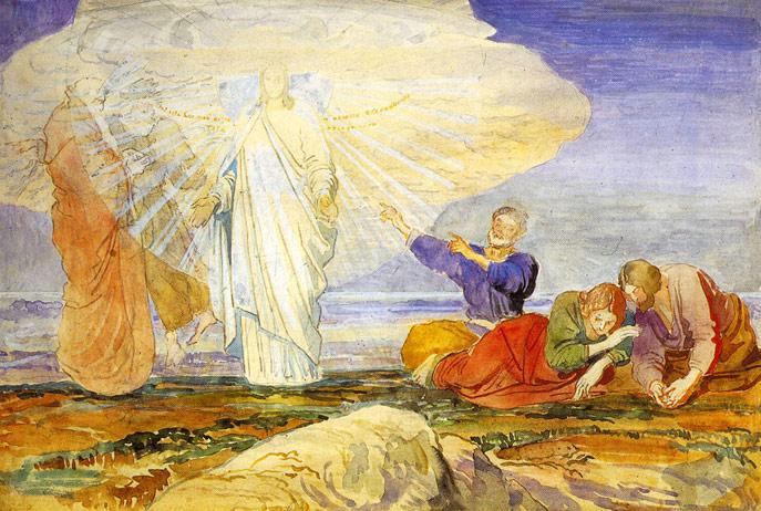 Преображение, Иванов 1824