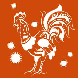 Год Петуха, Восточный календарь