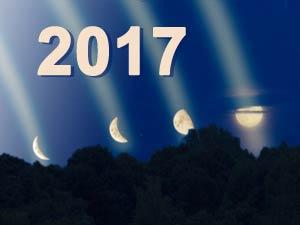 Лунные ночи 2017