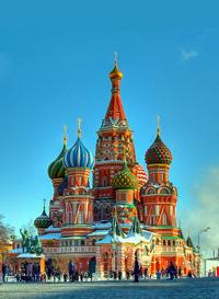 Москва. Зима