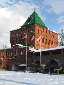 Нижний Новгород, зима
