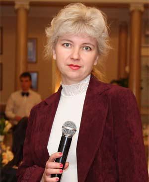 Тамада на юбилей, Светлана