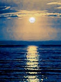 Лунные дни, как лунная дорожка