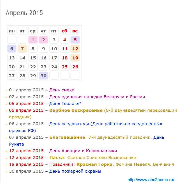 Имя мальчика рожденного в апреле 2017 по церковному календарю