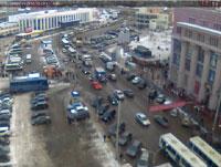 Нижний Новгород 29 декабря 2012. Московский вокзал