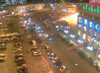 Нижний Новгород 30 декабря 2012. Московский вокзал