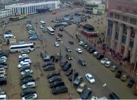Нижний Новгород 26 декабря 2013. Московский вокзал