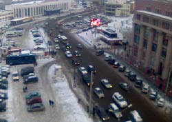 Нижний Новгород 26 декабря 2014
