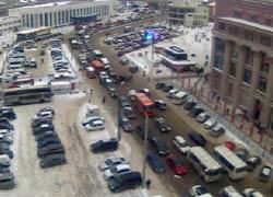 Нижний Новгород 30 декабря 2014. Московский вокзал