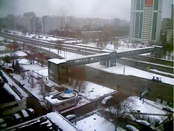 Москва 4 января 2015