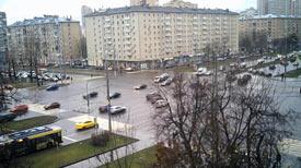 Москва 26 декабря 2015 Ленинский проспект
