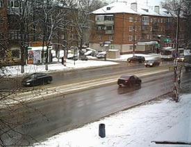 Нижний Новгород 26 декабря 2015 ул. Бекетова