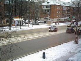 Нижний Новгород 27 декабря 2015 ул. Бекетова
