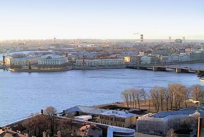 Санкт-Петербург. Васильевский остров