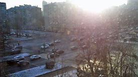 Москва 29 декабря 2015 Ленинский проспект