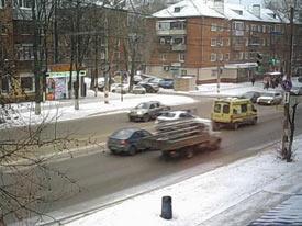Нижний Новгород 29 декабря 2015 ул. Бекетова