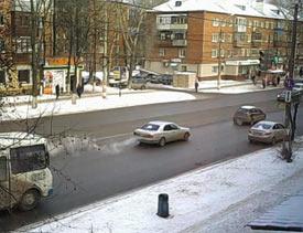 Нижний Новгород 31 декабря 2015 ул. Бекетова
