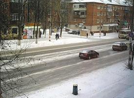 Нижний Новгород 02 января 2016  ул. Бекетова