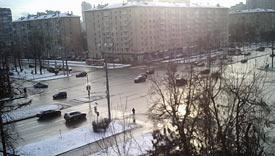 Москва 3 января 2016