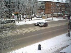 Нижний Новгород 03 января 2016 ул. Бекетова