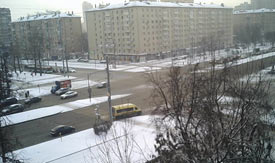 Москва 4 января 2016