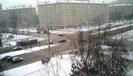 Москва 05 января 2016