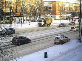 Нижний Новгород 05 января 2016 ул. Бекетова