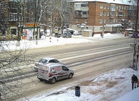 Нижний Новгород 06 января 2016 ул. Бекетова