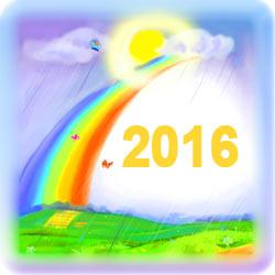 Прогноз погоды 2016 год