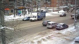 Нижний Новгород 26 декабря 2016  ул. Бекетова
