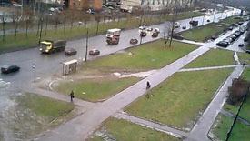 Санкт-Петербург 26 декабря 2016. Шлиссельбургский проспект