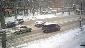 Нижний Новгород 27 декабря 2016  ул. Бекетова