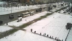 Санкт-Петербург 27 декабря 2016, Шлиссельбургский проспект