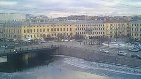 Санкт-Петербург 28 декабря 2016 Фонтанка