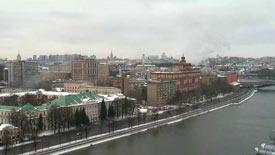 Москва 30 декабря 2016 Котельническая набережная Замоскворечье