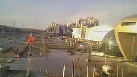 Санкт-Петербург 01 января 2017 Петергофское шоссе