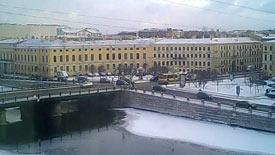 Санкт-Петербург 02 января 2017 набережная фонтанки