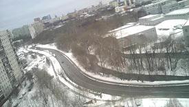 Москва 3 января 2017