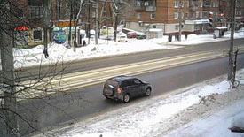Нижний Новгород 03 января 2017 ул. Бекетова