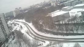 Москва 4 января 2017