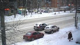Нижний Новгород 05 января 2017 ул. Бекетова