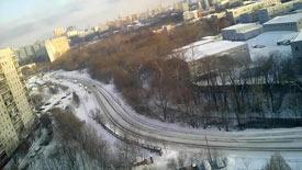 Москва 06 января 2017