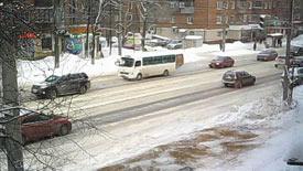 Нижний Новгород 06 января 2017 ул. Бекетова