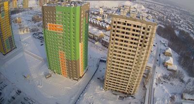 Нижний Новгород. Зима 2019