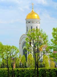 Прогноз погоды. Весна в Москве
