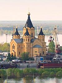 Весна Нижний Новгород