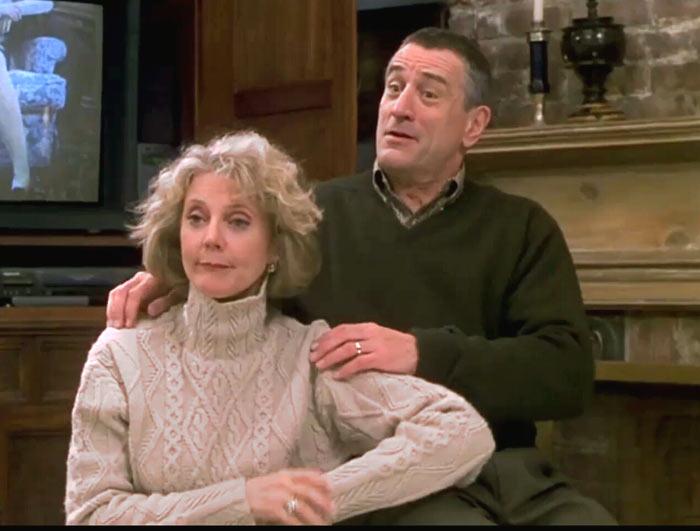 Знакомство с родителями. Родители Пэм: Дина и Джек