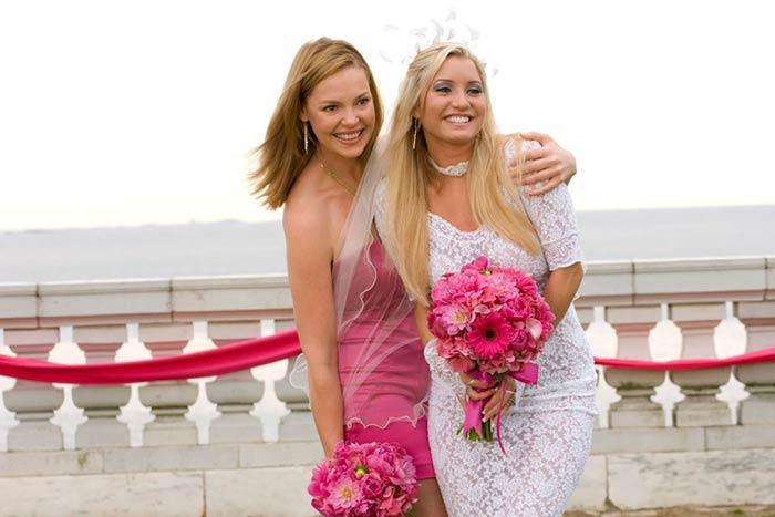 27 свадеб. Джейн Николз - подружка невесты