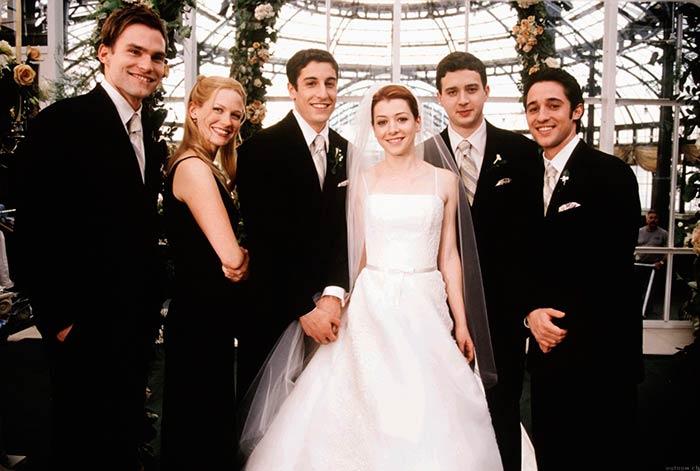 Американский пирог: Свадьба. Все друзья в сборе.