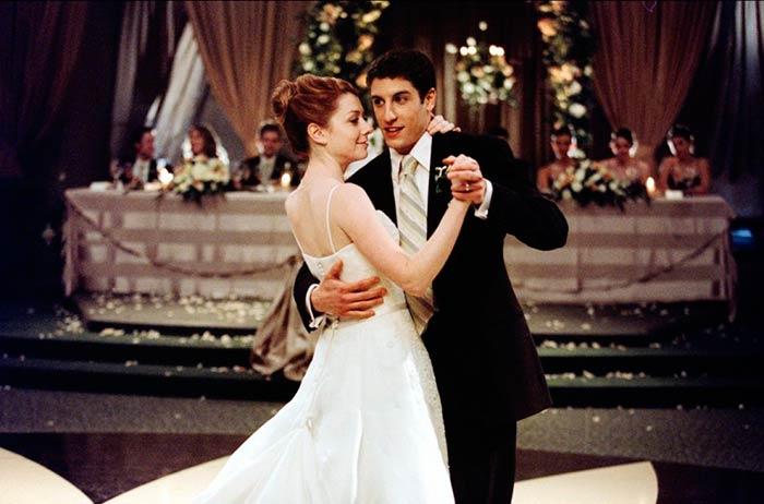 Американский пирог: Свадьба. Первый танец молодоженов